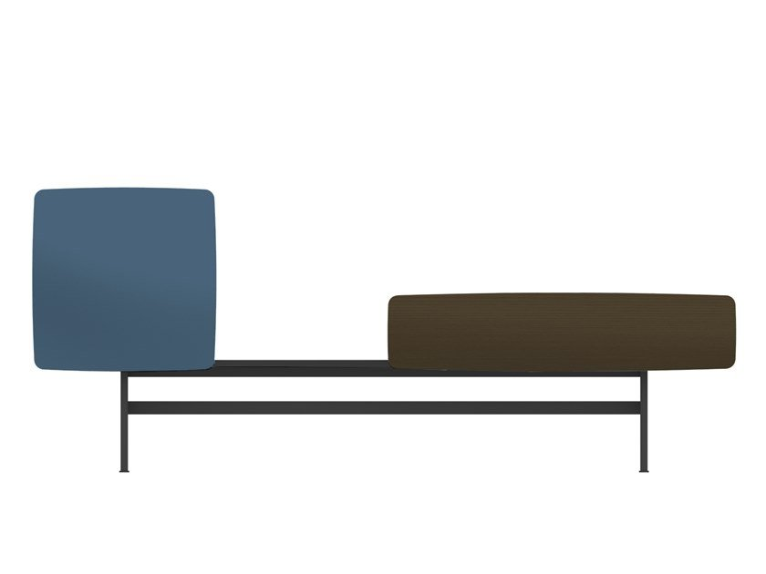 Modular lacquered sideboard YEE - COMPOSITION D by SP01