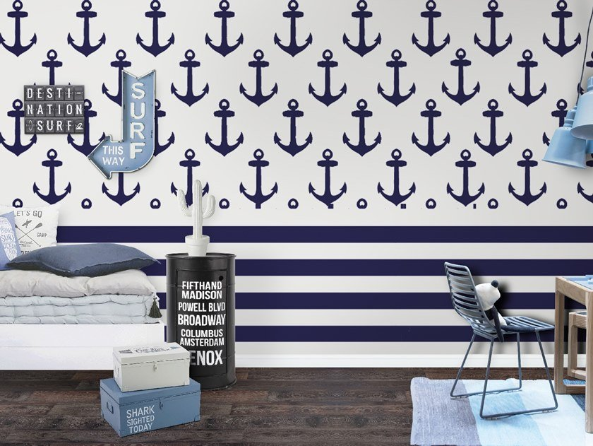 Motif wallpaper YET by Wall LCA