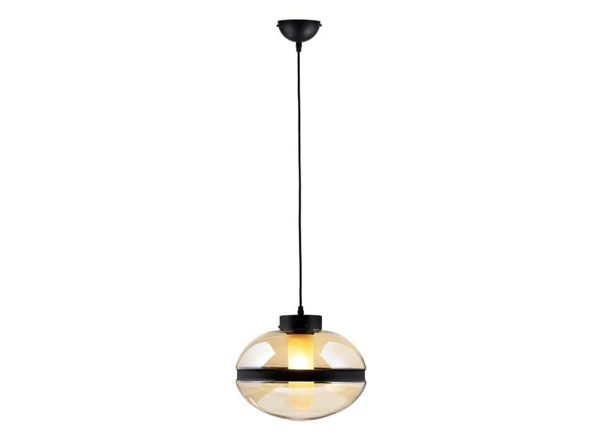 Lampada a sospensione a LED YOKO NO. 1 by Altavola Design