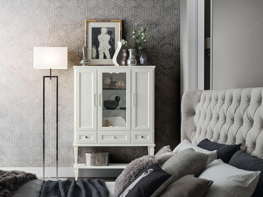 Floorstanding bathroom cabinet with drawers YORK 12/13 by Cerasa
