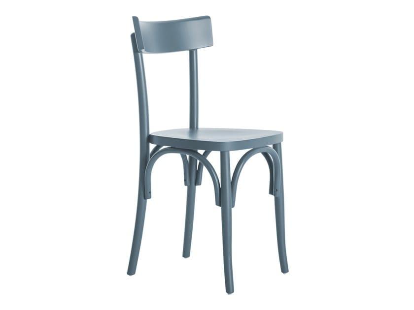 Beech chair YORK 446B.u2 by Palma