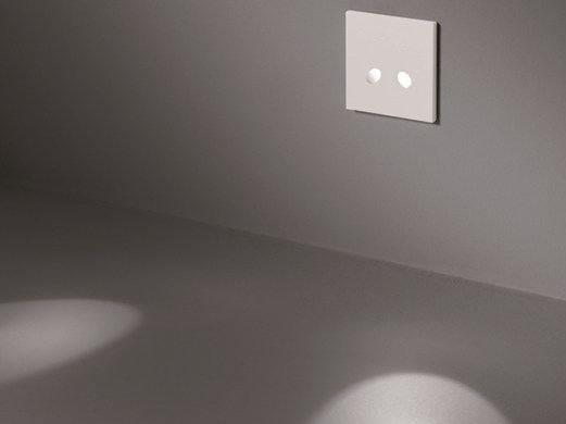 LED aluminium steplight YORKA E by BEL-LIGHTING