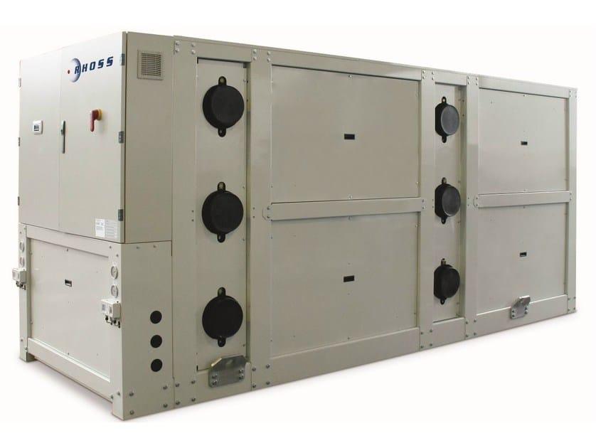 Water refrigeration unit Z-Flow EXP - TXHVZ 2410÷2740 by Rhoss