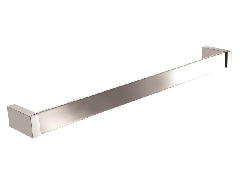 Chromed brass towel rail ESSENZA | Towel rail by LINEAG
