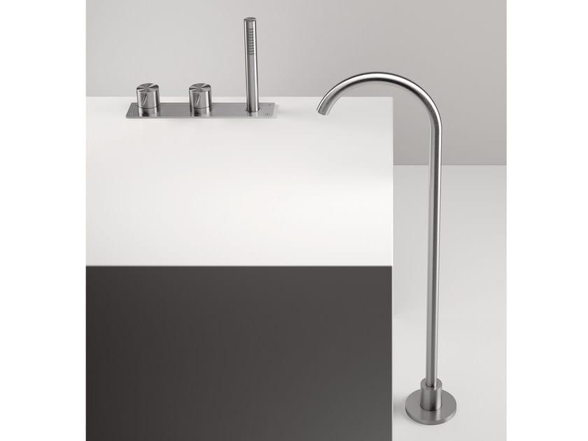 Z316 | Miscelatore per vasca a 3 fori