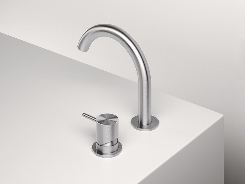 Z316 | Washbasin mixer with adjustable spout