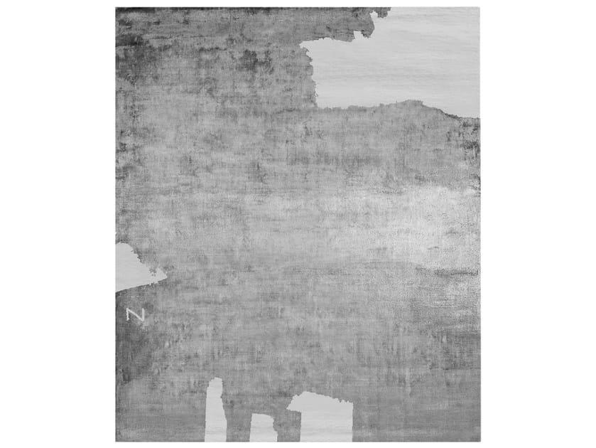 Handmade rectangular rug Z4 ANOTHER WORLD by HENZEL STUDIO