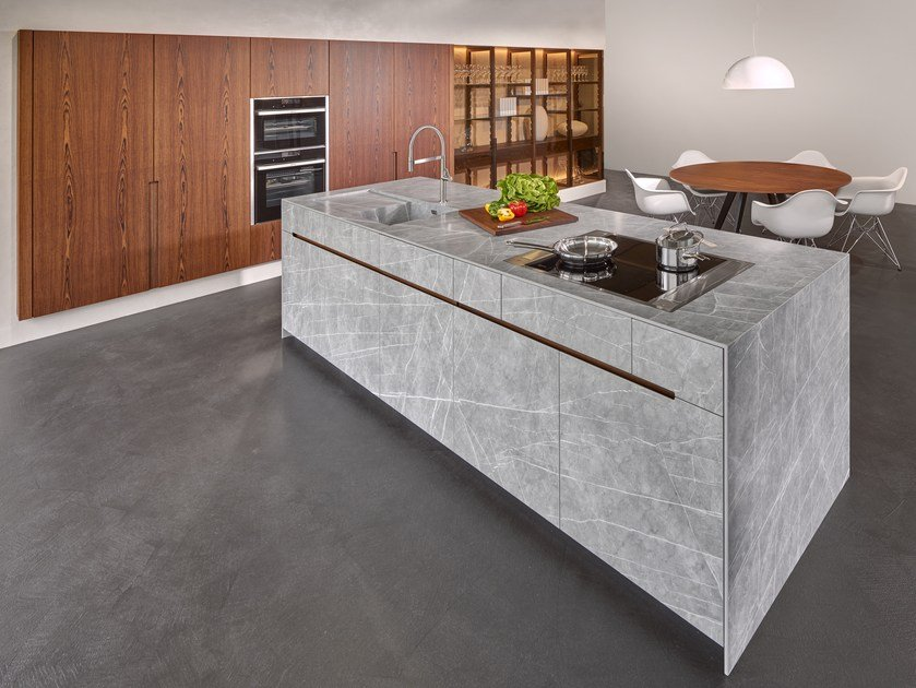 Indoor wall/floor tiles NEOLITH ZAHA STONE by NEOLITH