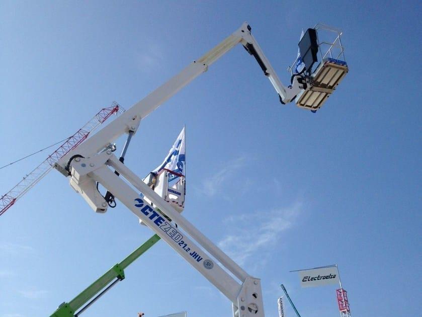 Overhead platform ZED 21.2 JHV by CTE