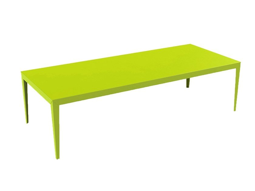 Zef Garden Table Zef Collection By Matiere Grise Design Luc