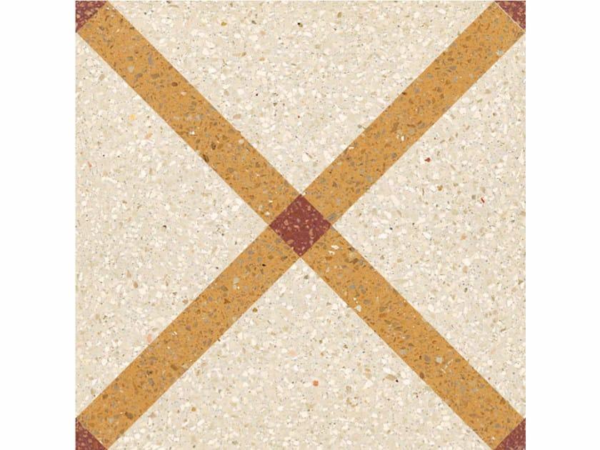 Marble grit wall/floor tiles ZELMIRA by Mipa
