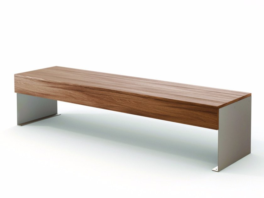 Backless wooden Bench ZEN | Backless Bench by LAB23