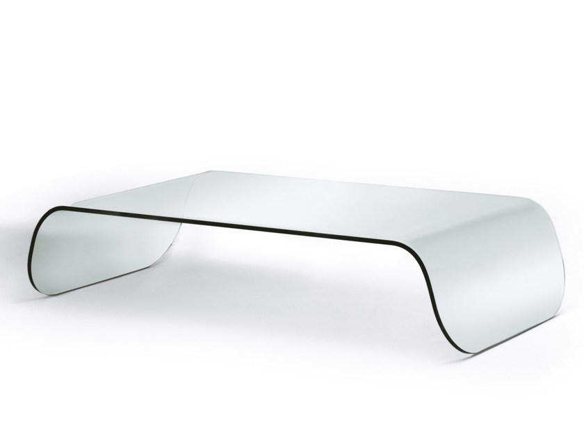 Exceptionnel Low Glass Coffee Table ZEN | Coffee Table By Pacini U0026 Cappellini