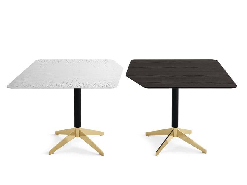 Tavolino in frassino ZEN by Gallotti&Radice