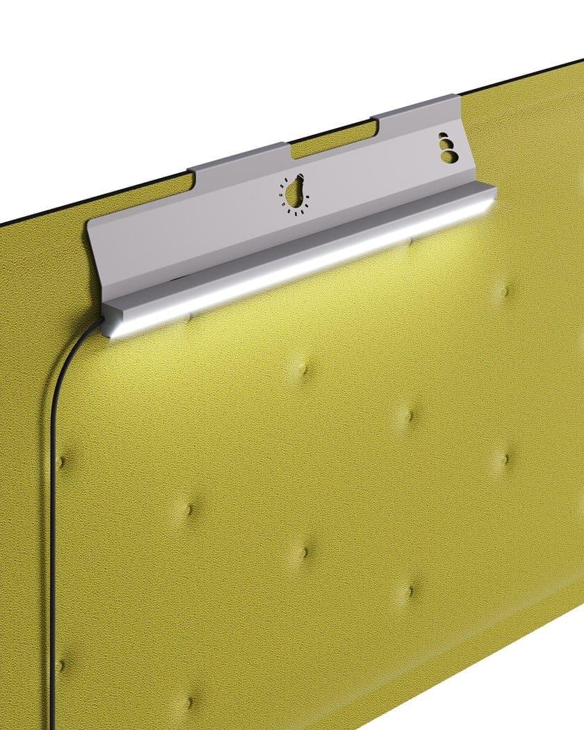 Lampada Led per pannello ZEN by Steelbox by Metalway
