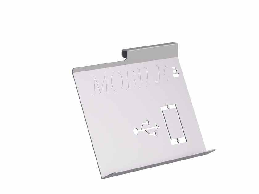 Metal Pin Board for Panel ZEN by Steelbox by Metalway