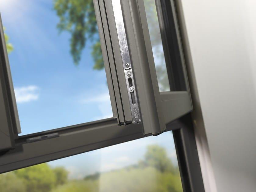 PVC window Zendow#neo Premium by DECEUNINCK ITALIA