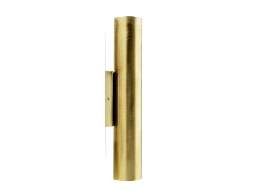 Brass wall light ZENITH by MARIONI