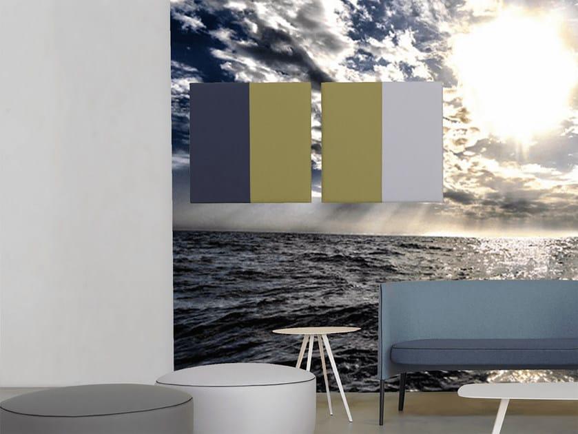 Panoramic landscape wallpaper ZENITH by Mat&Mat