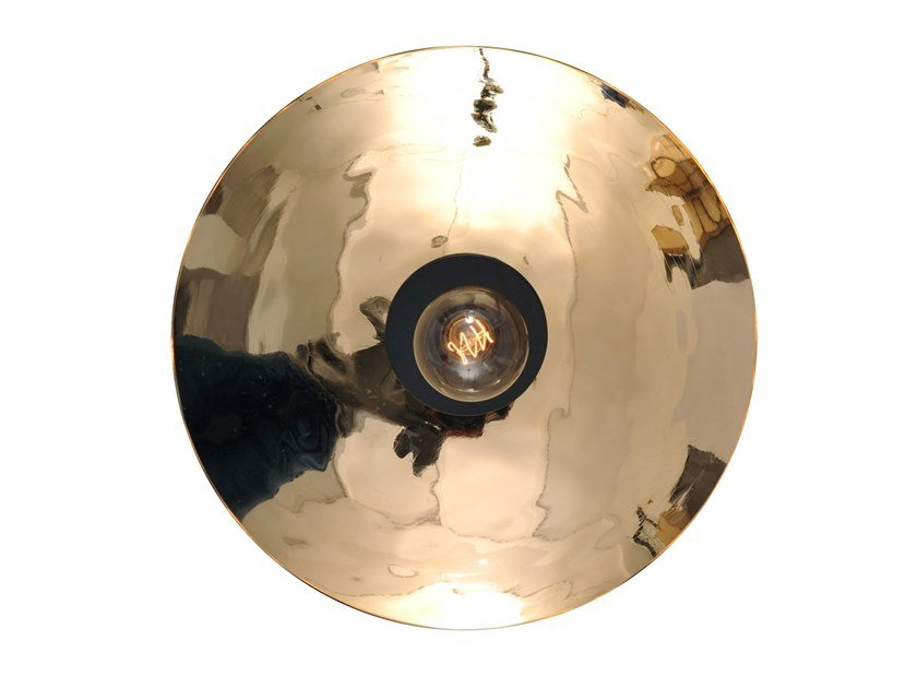 Handmade Thermoformed glass wall lamp ZENITH | Wall lamp by RADAR INTERIOR