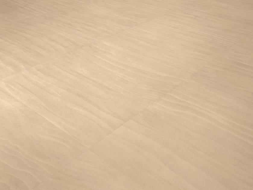 Indoor/outdoor porcelain stoneware wall/floor tiles ZERO DESIGN THAR BEIGE by Provenza by Emilgroup
