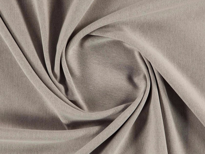 Solid-color washable polyester fabric ZETA by More Fabrics