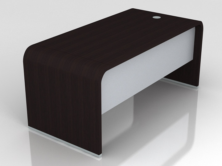 Sectional executive desk ZETA | Executive desk by NARBUTAS