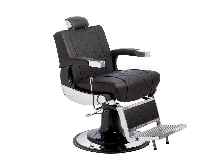 Barber chair ZEUS by Maletti