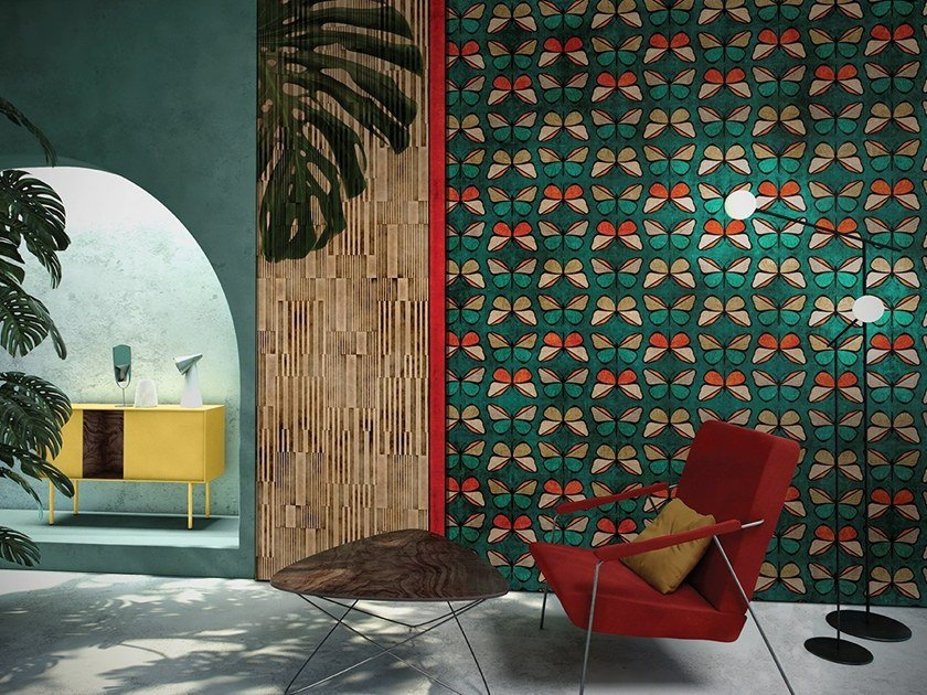 Motif wallpaper ZIGGY by GLAMORA