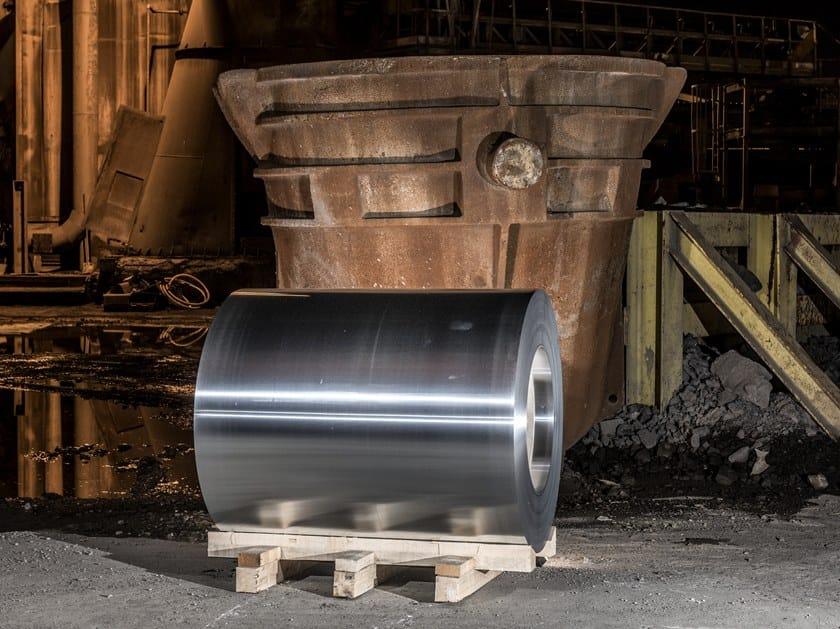 Laminato metallico in rotolo e nastro zintek® by ZINTEK