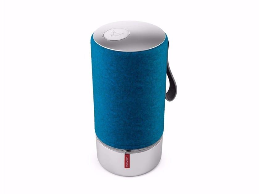 Bluetooth speaker ZIPP COPENHAGEN STEEL BLUE by Libratone
