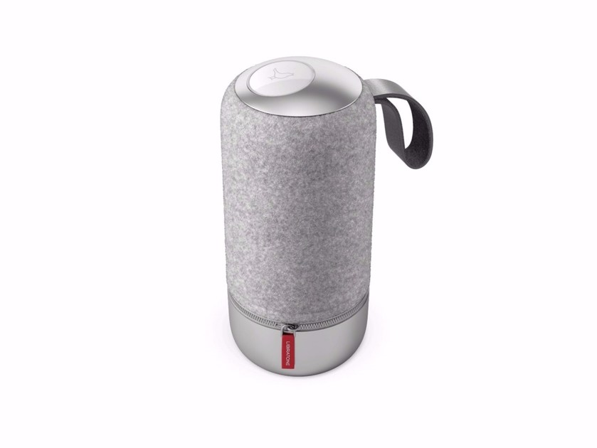 Wireless speaker ZIPP MINI COPENHAGEN SALTY GREY by Libratone