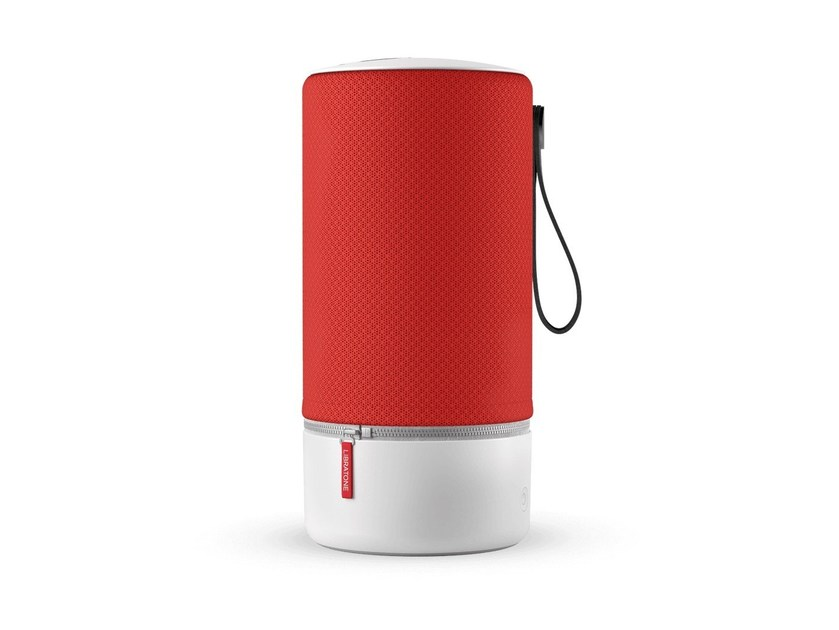 Wireless speaker ZIPP VICTORY RED by Libratone
