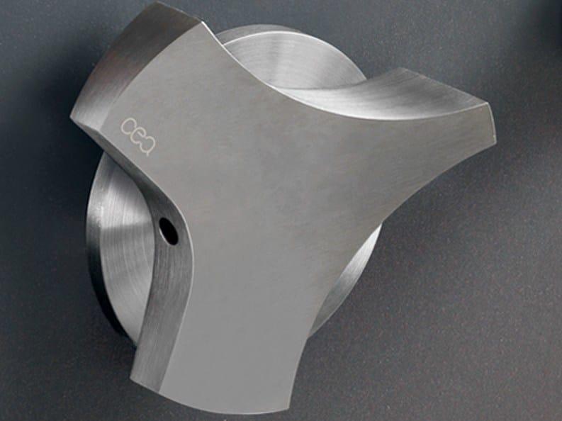Wall mounted hydroprogressive mixer ZIQ 18 by Ceadesign
