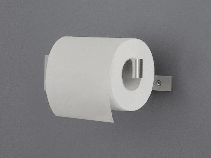 Toilet roll holder ZIQ 68 by Ceadesign