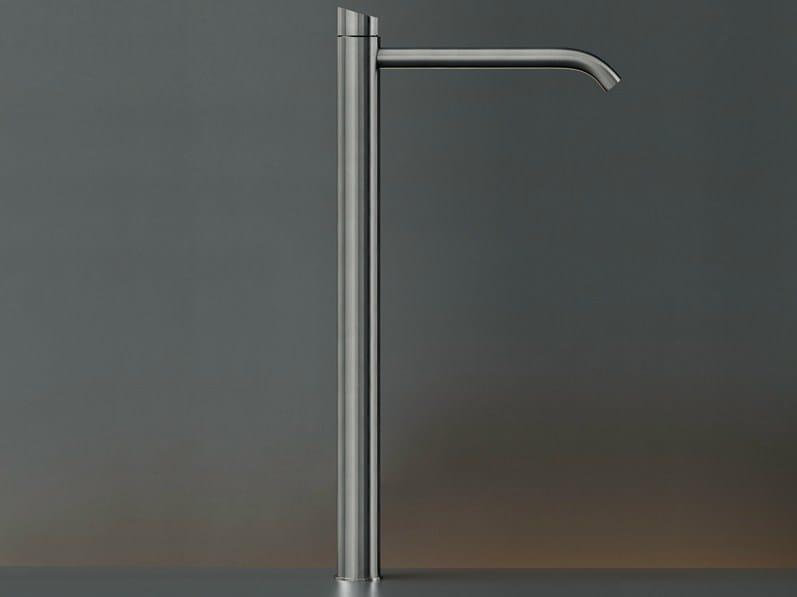 Hydroprogressive 1 hole washbasin mixer ZIQ 70 by Ceadesign