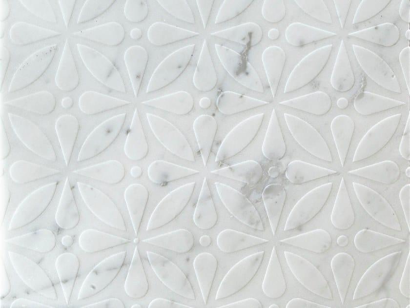 Marble wall/floor tiles ZOE CARRARA by TWS