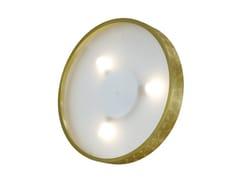 Applique a LED fatta a mano in ottone ÉCLIPSE G9 | Applique - Éclipse