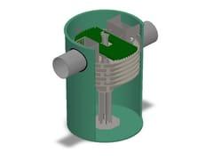 Betoncablo, 00 Sistema semplificato per trattamento acque di dilavamento