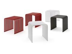 Sedia in metalloCUBO | Sedia - URBANTIME