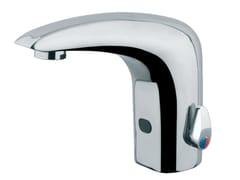 Miscelatore per lavabo elettronico a infrarossi ONE 02515 | Miscelatore per lavabo a infrarossi - One