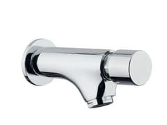 Miscelatore per lavabo a muro temporizzatoMODERN 08200   Miscelatore per lavabo a muro - IDRAL
