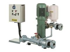 Gruppi di sollevamento con 1/2/3 pompe centrifughe1/2/3 KV 50 - DAB PUMPS