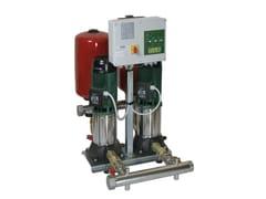 Gruppo di pressurizzazione1-2-3 KVC - DAB PUMPS