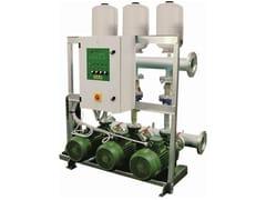 Gruppo di pressurizzazione con 1/2/3 pompe centrifughe serie1/2/3 NKP-G/ 1/2/3 K - DAB PUMPS