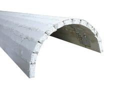 Cornice in cemento alleggerito1/2 COLONNA | Cornice in cemento alleggerito - BIEMME