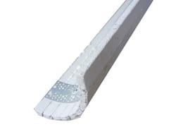 Cornice in cemento alleggerito 1/4 COLONNA | Cornice in cemento alleggerito - Lastra +