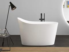 Antonio Lupi Design, MASTELLO Vasca da bagno ovale in Flumood®