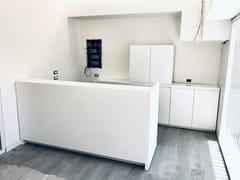Banco reception per ufficio in Corian®Banco reception per ufficio - CAVALLARO MARCO
