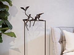 Scultura in bronzoLOVE BIRDS - GARDECO
